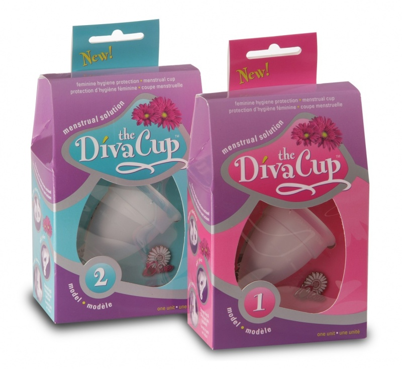 Get excited about your period use a menstrual cup wind for A diva cup
